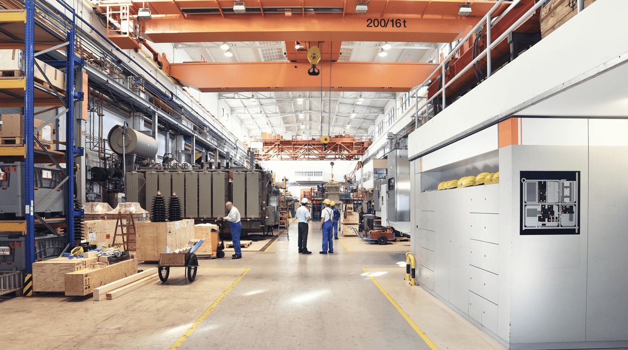 The First 5 Industrial Manufacturing Trends